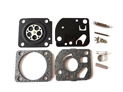 Serie Tiller (CTS Vergaser Reparatur/Rebuild-Kit ersetzt Zama rb-23Für Echo hc-1500sv-4/B Trimmer Mantis Tillers Zama c1u-k17C1u-k27)