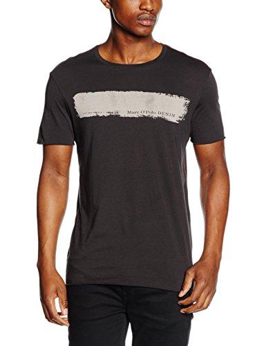Marc O'Polo Denim 667231051292, T-Shirt Uomo, Grau (Night Grey 981), XL
