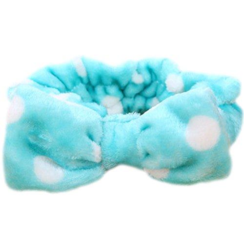 Mode bowknot bandeau cheveux / accessoire coiffure pour Les Filles, Bleu