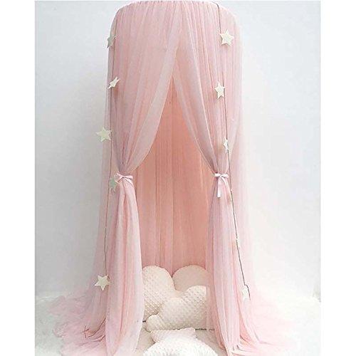 Gemini_mall® Bett Canopy Kinder Kuppel Moskito-Netz mit Spiel Zelt Gut für Baby Innen- und Außenbereich im Schlafzimmer, 240cm ()