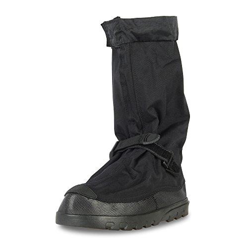 Neos Overshoe Adventurer Overshoe (nero) Dimensioni: Medium (Scarpa: US Men: 7.5-9 donne degli Stati Uniti: 9-10 0,5 EURO :41-42)