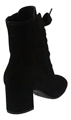 Paul Green 9201-001, Stivali donna nero nero Nero