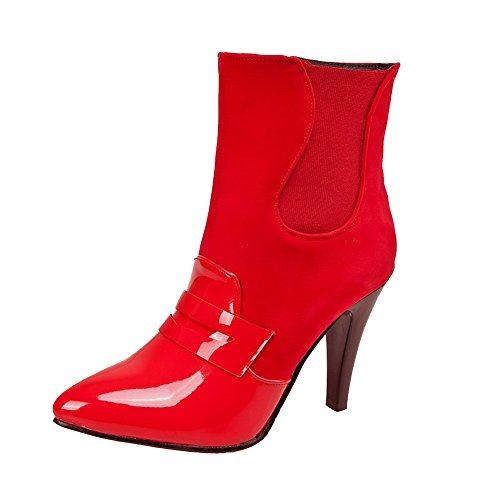 allhqfashion-womens-pointed-closed-toe-low-top-high-heels-solid-blend-materials-boots-red-39