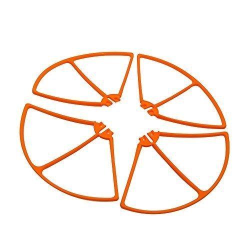 Blomiky Syma X8HC X8HW X8HG X8C X8W X8G RC Drone Propeller Paladin Frames Orange