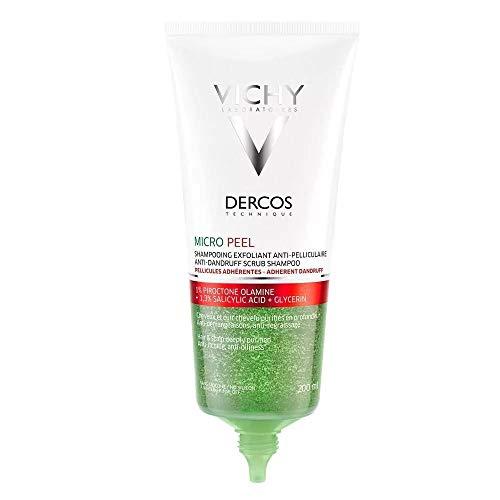 Vichy Dercos Micro Peel Champú Exfoliante anti-forfora