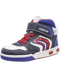 Geox Jr Gregg B, Baskets Hautes garçon