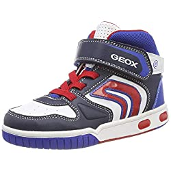 Geox Jr Gregg B Zapatillas...