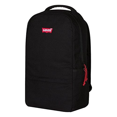 Preisvergleich Produktbild Levi's Jungen Kinderrucksack - schwarz - Einheitsgröße