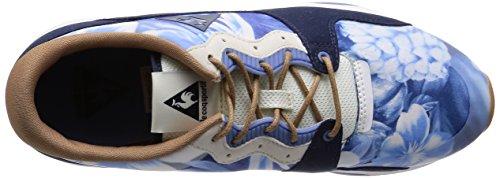 le coq sportif Damen Sneaker dunkelblau/hellblau