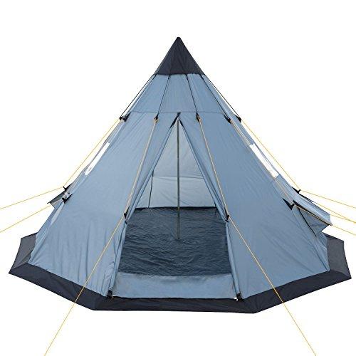 Zoom IMG-2 campfeuer tenda tipi teepee colore