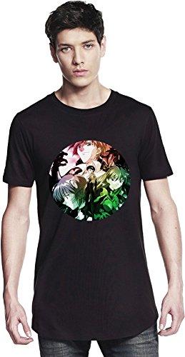 Neon Genesis Evangelion Long T-shirt Small