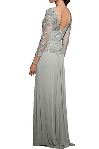 Ivydressing -  Vestito  - linea ad a - Donna Hellblau
