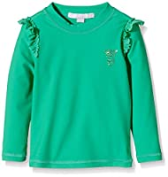Angels Face Baby Girls 0-24m San Lorenzo Rash Top Cover-up, Green (Jade Green), 1-2 Years