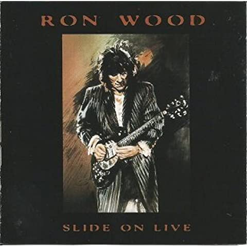 Slide on Live by Ron Wood