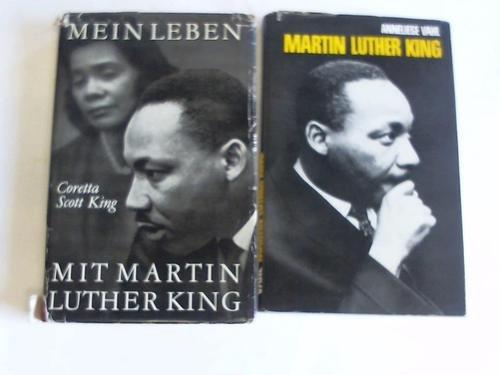 Martin Luther King. Stationen auf dem Wege. Berichte und Selbstzeugnisse/Mein Leben mit Martin Luther King. 2 Bände par Anneliese/King, Coretta Scott Vahl