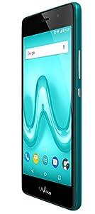 Wiko Tommy 2 Smartphone débloqué 4G (Ecran: 5 pouces - 8 Go - Double Micro-SIM - Android 7.0) Bleen