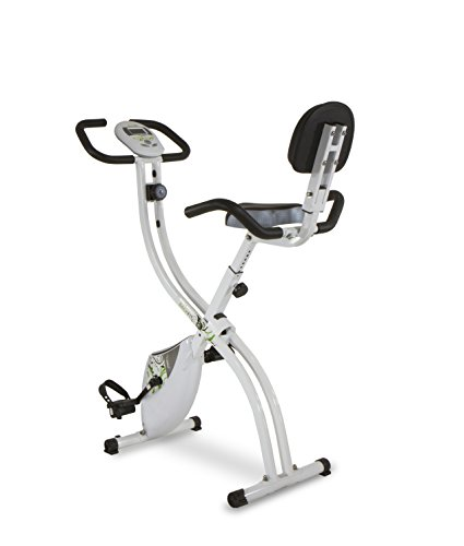 Tecnovita by BH Back Fit - Bicicleta estática plegable, Unisex adulto, color...