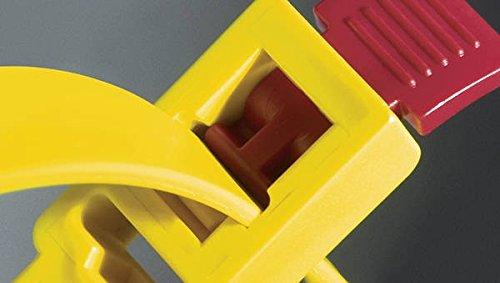 Hellermann Tyton Speedy Tie Kabelbinder mit Quick Release Mechanismus-25Stück -