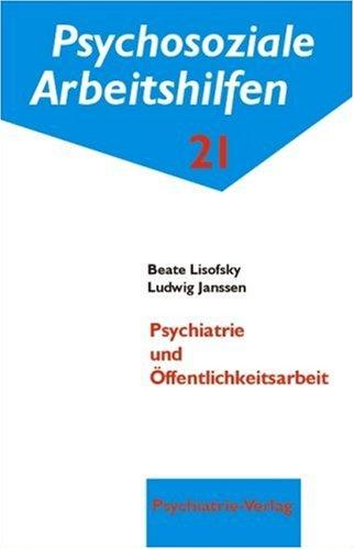 Cover »Psychiatrie und Öffentlichkeitsarbeit«