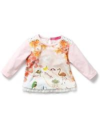 Cakewalk - Camiseta de manga larga - para bebé niña