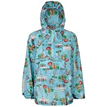 Cath Kidston London Print Cag Cagoule In A Bag Size Small (UK 8-10)