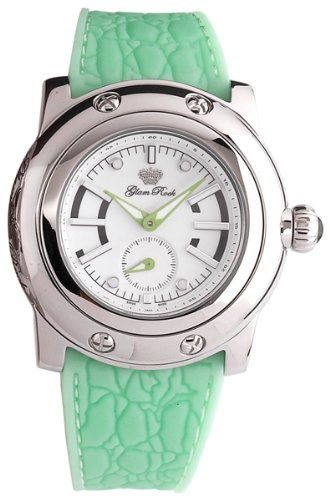 Glam Rock Ladies 'Watch Analogue XL Leather GR30005