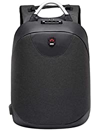 e3e5ae819807 SaleOn™ 15.6 Inch Laptop Anti-Theft Backpack with USB Charging Interface  Port Lock Business