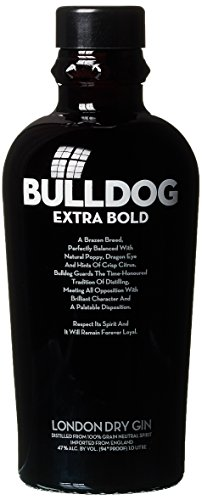 Bulldog Gin Extra Bold (1 x 1 l)