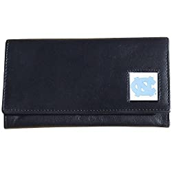 North Carolina Tar Heels Women's Leather Wallet