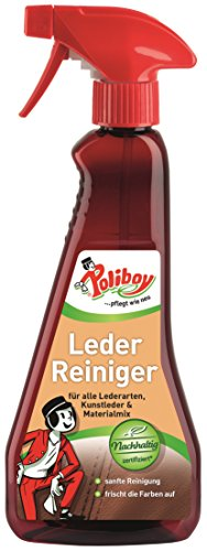 Poliboy Leder Reiniger, 375 ml (Leder-schuh-reiniger)
