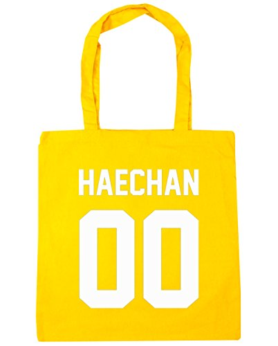 hippowarehouse-haechan-00-printed-on-the-black-tote-shopping-gym-beach-bag-42cm-x38cm-10-litres