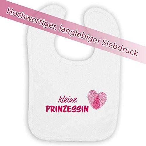 """Kleine Windeltorte / Windelwagen rosa für Mädchen – mit Lätzchen """"kleine Prinzessin"""" – das perfekte Geschenk zur Geburt oder Taufe + gratis Klappkarte - 2"""