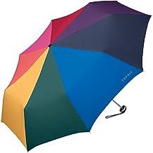 Esprit Mini aluminio Light Funda Pantalla paraguas sin automático solo 200 gramos Multicolor ...