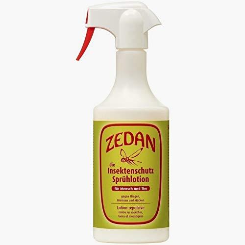 ZEDAN SP - Natürlicher Insektenschutz, 500 ml Flasche
