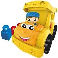 Delightful Mega Bloks Lil Vehicle - School Bus (80408) --