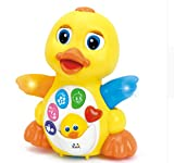 #7: Webby Flapping Duck with Lights Action and Adjustable Sound