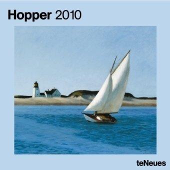 2010 Hopper Grid Calendar