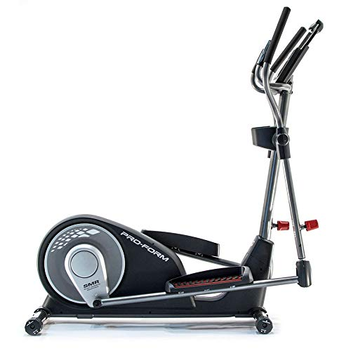 Proform Unisex's 525 CSE Elliptical, Black Grey, ADULTS