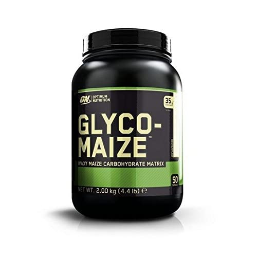 Optimum Nutrition ON Glycomaize Waxy Maize Carbohydrate Powder, Food Supplement, Unflavoured, 50 Servings,...