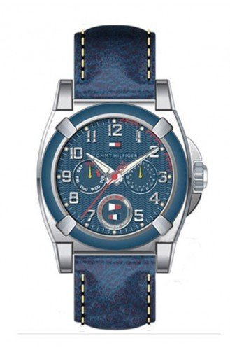Tommy Hilfiger orologio da uomo 1790635 Leather Collection