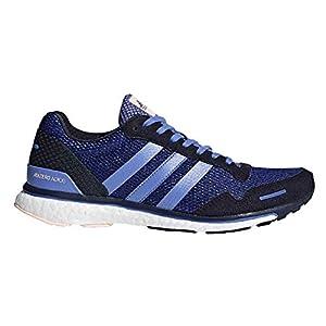adidas Damen Adizero Adios 3 Traillaufschuhe, blau, 43.3 EU
