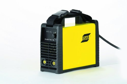Saldatrice ESAB Buddy Arc 145 Inverter Ad Elettrodo 145 Amp. GARANZIA 2...