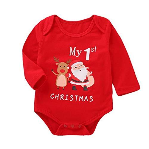 Mädchen Schneemann Outfit - Kleinkind Weihnachten Kleid Kinder Baby Mädchen