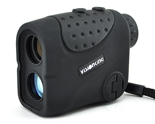 Visionking 6x21 Laser Range Finder Hunting Golf Rain Model 1000 m New Black