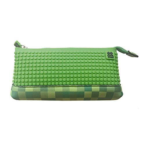 Pixie Crew Pixie Federmäppchen 20 Centimeters Grün (Green Black) -