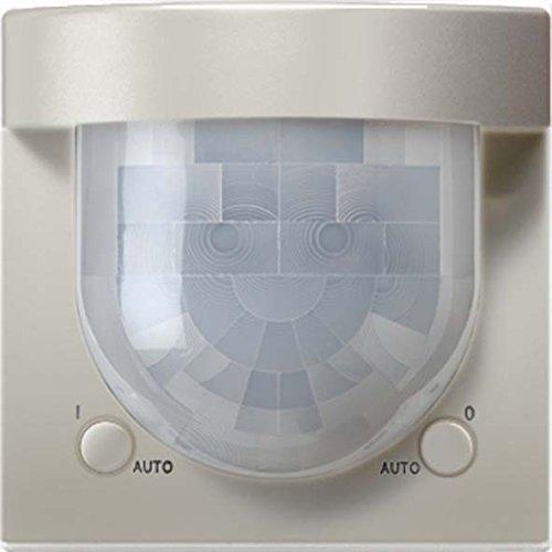 Jung Autom.-Schalter Mess/antik AS ME 1280-1 AT Universal, m. IR-FB Serie LS Bewegungsmelder-Sensor 4011377100138