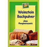Weinsteinbackpulver Sparpack