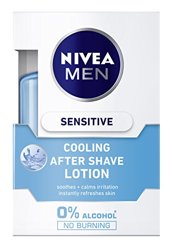 Nivea Men Sensitive Cool Loción After Shave