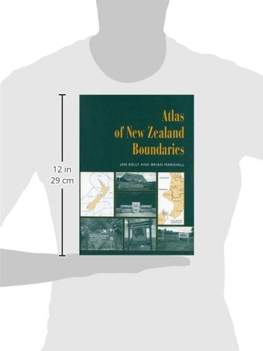 Atlas of New Zealand Boundaries