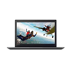 Lenovo Ideapad 320E 80XL0376IN 15.6-inch Laptop (7th Gen Core i5-7200U/4GB/1TB/FreeDOS/2GB Graphics), Onyx Black